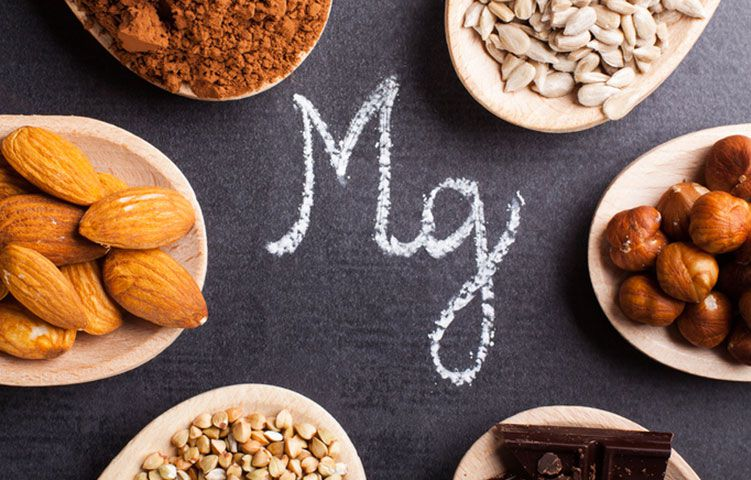 Foods containing magnesium help in fertility