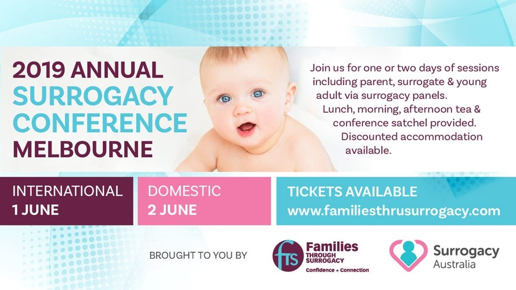 https://www.surrogacyaustralia.org/surrogacy-australia-conference-june-2-2019/